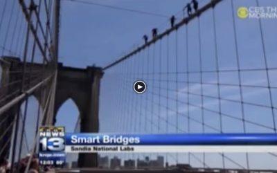 KRQE News Coverage of Bridge Monitoring