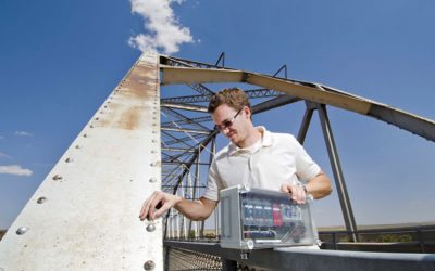 Smarter, safer bridges with Sandia sensors